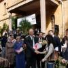 Yozgat'a Atanan Öğretmenler Çiçeklerle Karşılandı