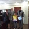 Bilim İnsanı Oluyorum Yarışmasında YOZGAT Fatma Temel Turhan Bilim Sanat Merkezinden 3.lük Ödülü