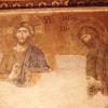 Ayasofya Müzesi Tavanındaki Freskler
