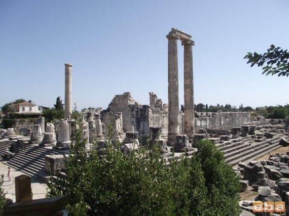 Apollon Tapınağı Aydın/Didim