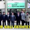 """HER SALI FATİH'TEYİZ"""
