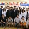 İstanbul-Sancaktepe 75.Yıl D.M.O. Teknik ve Endüstri Meslek Lisesinde Bilim Şenliği ve Sanat Sergisi düzenlendi.