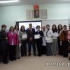 Etimesgut TOKİ Anadolu Lisesi Öğretmenleri I.Gurup Fatih Projesi Eğitimde Teknoloji Kullanım Kursunu tamamladı.