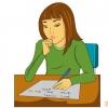 Mektup Yazan Genç Kız