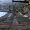 Bakır madeninin teleferikle İnebolu'ya gelişi, 1977