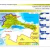 Türkiyenin Coğrafi Bölgeleri Haritası