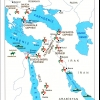 1.Dünya Savaşı Haritası