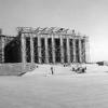 Anıtkabir'in inşaat çalışmaları,  1952