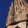Sagrada familia Kilisesi, Barselona, İspanya