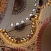 Süleymaniye  Camii tavan işlemeleri, İstanbul