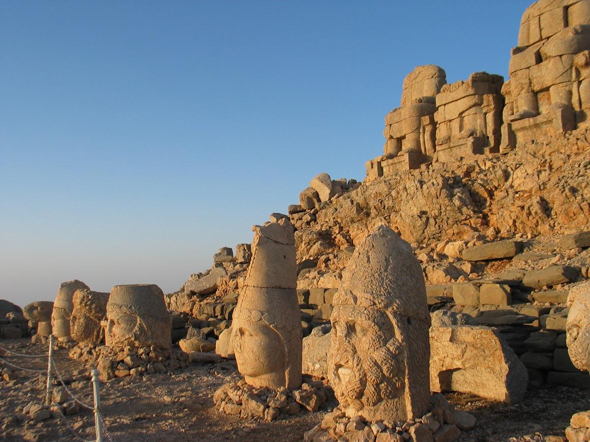 Nemrut Dağı, Adıyaman - 26 Eylül 2012  Görsel - Eğitim ...