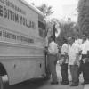Bolu Deneme İlkokulu Sergi Otobüsü, 1962