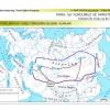Türklerin İlk Yurdu ve İlk Türk Devleti Haritası
