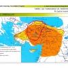 İlk Çağda Anadolu Uygarlıkları Haritası