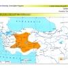 Anadolu Selçuklu Devleti Haritası
