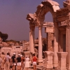 Efes Antik Kenti, 1977