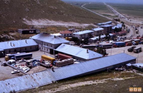 Gürbulak Sınır Kapısı, 1976