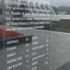 """Busan """"Kore Şehitleri"""" Anıtı, Güney Kore"""