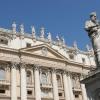 Heykel, St. Peter Kilisesi, Vatikan, Roma, İtalya