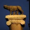 Romos ve Romulus Heykeli