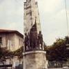 Barbaros Anıtı, İstanbul, 1972