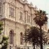 Dolmabahçe Sarayı, İstanbul, 1972
