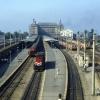 Haydarpaşa Tren İstasyonu, İstanbul, 1983