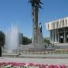 Manas Destanı Anıtı, Bişkek