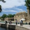 Balıklı Göl ve Rizvaniye camii