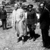 Atatürk Kızılcahamam'da, 1935