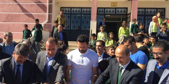 Sadiye Lütfi Evliyaoğlu Okulu aşure etkinliği ile sporcuları ve öğrencileri buluşturdu