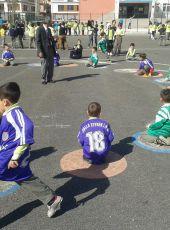 Eskişehir-Tepebaşı-Mualla Zeyrek İlkokulu-Geleneksel Çocuk Oyunları Yeniden Hayat Buldu