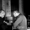 Atatürk Dolmabahçe Sarayı'nda, 1934