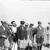 Atatürk Tarkya Manevraları'nda, 17-20 Ağustos 1937