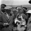 Atatürk İstanbul'da Yabancı Gazetecilerle, 1934