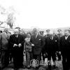 Atatürk Ergani Madeni Gezisi'nde, 1936