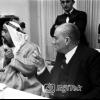 Atatürk Ürdün Emiri Abdullah'la, 1937