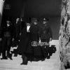 Atatürk İran Şah'ını Karşılamaya Giderken, 1934
