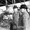 Atatürk Gazi Orman Çiftliği'nde, 1935