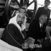 Atatürk, Ürdün Emiri Abdullah ile, 1936