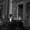 İsmet İnönü TBMM Önünde, 1935
