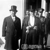Atatürk Çankaya Köşkü'nde, 1937