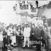 Atatürk, Moda Deniz Kulübü, 1935