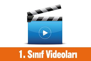 1. Sınıf Videoları