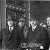 Atatürk, Türk Ocağı Binası, 1929