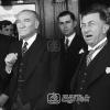 Atatürk Ertuğrul Yatı'nda, 1935