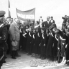 Atatürk Pertek'te, 1936