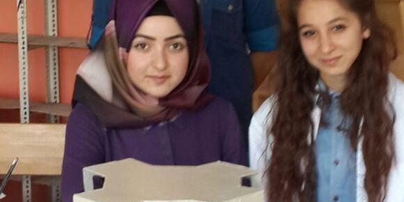 TÜBİTAK Bilim Fuarı T.C. İnkılap Tarihi ve Atatürkçülük dersi proje  çalışmaları