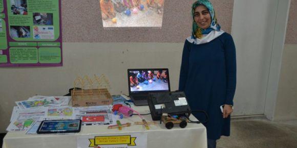 Mersin Scientix STEM eğitimi çalıştayı