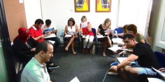 Antalya Barbaros Ortaokulu ERASMUS + Kapsamında Madrid'de
